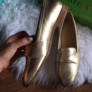 Kate spade flat loafers. Fit 7.5